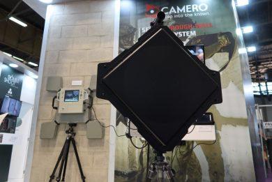 XLR-40: an urban long-range sense-through-the-wall radar from Camero