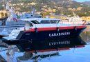Ferretti unveils the 'zero emissions' FSD800 patrol boat version at Seafuture 2021