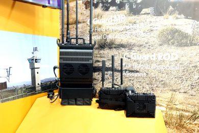 Netline unveils its C-Guard Micro; light, compact dedicated to EOD teams