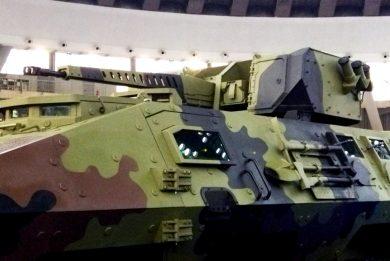 Partner 2021: Russian turrets for Yugoimport 8×8 vehicles